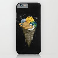 Galactic Ice Cream iPhone 6 Slim Case