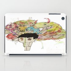Monsters  iPad Case