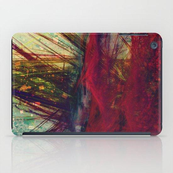 Fractal zen iPad Case