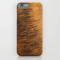 iPhone & iPod Case featuring Brindle Fur by Ria Pi