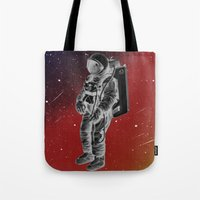 Body Heat Tote Bag