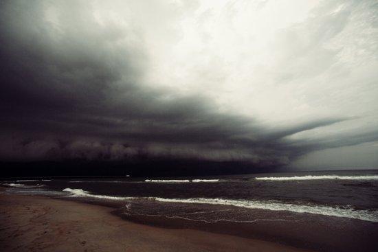 storm2 Canvas Print