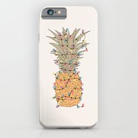 Tropical Lights iPhone 6 Slim Case