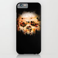 iPhone & iPod Case featuring Debt Machine by Mike Oncley