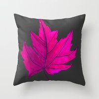 Maple Sugar Model Throw Pillow