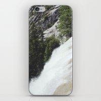 Yosemite Waterfall iPhone & iPod Skin