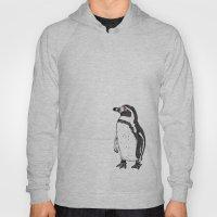 Humboldt Penguin Hoody