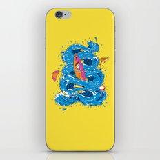 wipeout iPhone & iPod Skin