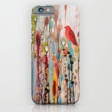 la vie comme un passage iPhone 6s Slim Case