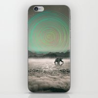 Spinning Out Of Nothingn… iPhone & iPod Skin