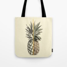 Double Pineapple Tote Bag