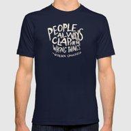 T-shirt featuring HOLDEN CAULFIELD ON APPL… by Josh LaFayette