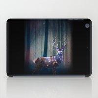 Deep In The Woods iPad Case