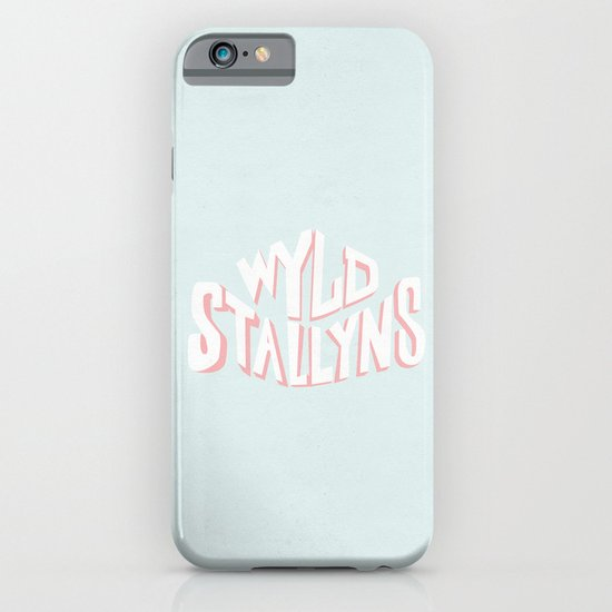 Wyld Stallyns iPhone & iPod Case
