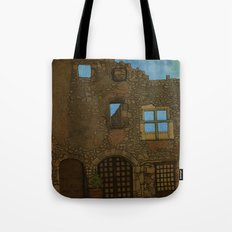 Out There Tote Bag