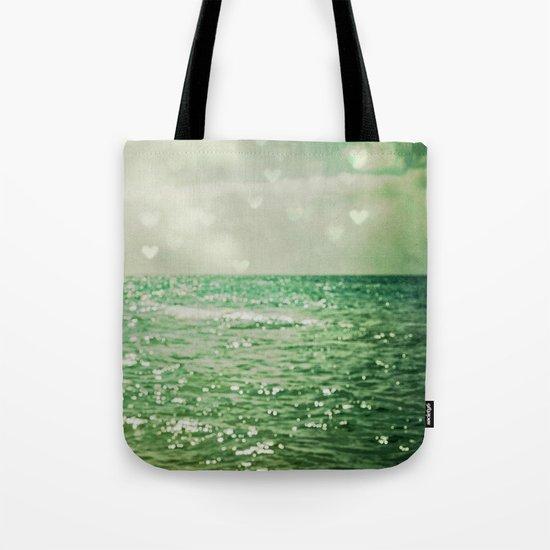 Sea of Happiness Tote Bag