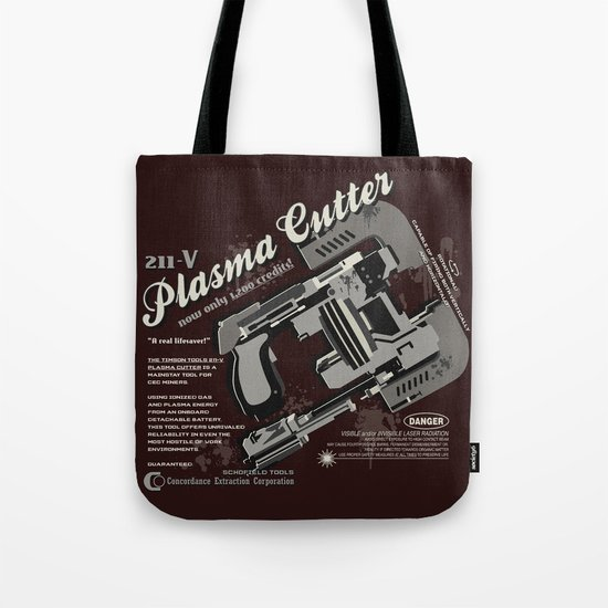Dead Space - Plasma Cutter Tote Bag