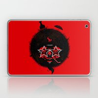 THE BLACK SUN Laptop & iPad Skin