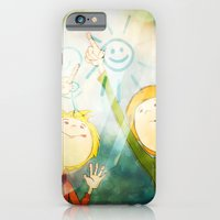 iPhone & iPod Case featuring Friendship by Tatiana Obukhovich