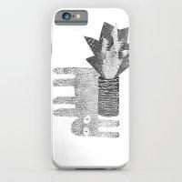 Quick Rabbits iPhone 6 Slim Case