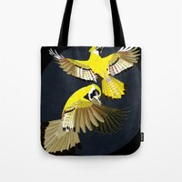 Blue Jays. Tote Bag