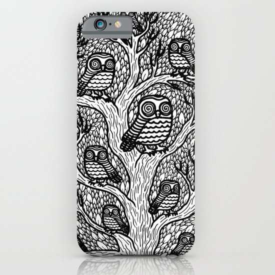 The Hypnowl Council iPhone & iPod Case