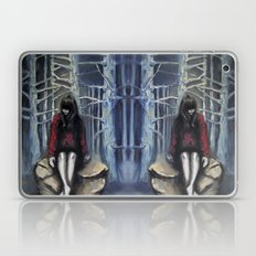 Girl #3 Laptop & iPad Skin