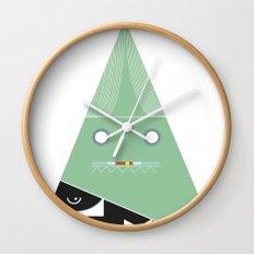elegantes Dreieck Wall Clock