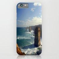 Rock Stacks & Gigantic Mainland Cliffs iPhone 6 Slim Case