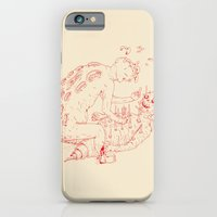 iPhone & iPod Case featuring Between Two Gods by siddwills