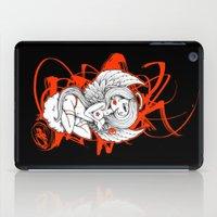 Angel Lust iPad Case