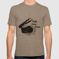 Bunny Mens Fitted Tee Tri-Coffee SMALL