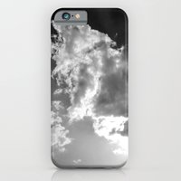 Dark Above iPhone 6 Slim Case