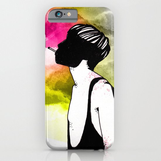 Young Liars 1 iPhone & iPod Case