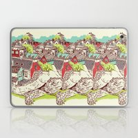 Tur-Town Laptop & iPad Skin