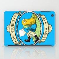 The Adventures of Finn & Jake, Too iPad Case
