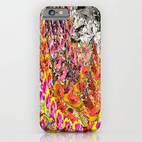 iPhone & iPod Case featuring Rose by elikourY