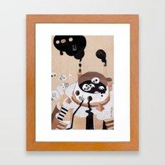 Doomsday I Framed Art Print