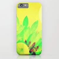 iPhone & iPod Case featuring Tropical Sun Drops heat by Orlando