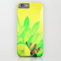 Tropical Sun Drops Heat iPhone 6 Slim Case