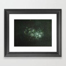 Star Cluster Framed Art Print