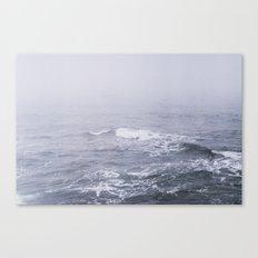 Cold Canvas Print