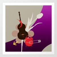 Henk 5 Art Print