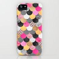 Pretty Mermaid iPhone (5, 5s) Slim Case