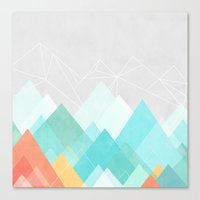 Graphic 120 Canvas Print