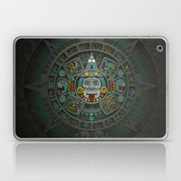Stone of the Sun II. Laptop & iPad Skin