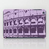 Purpura Coliseum iPad Case