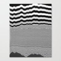 Untitled 20140630w Canvas Print