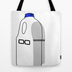 Wall Street Milk Tote Bag