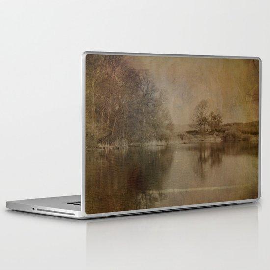 Throxenby Mere Laptop & iPad Skin